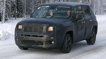 Jeep 'Junior' spied in northern Scandinavia