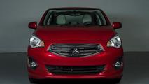 Mitsubishi introduces Mirage G4 Sedan at 2014 Montreal Auto Show [video]