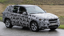 2014 BMW X5 spied showing an upmarket interior