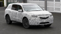 2014 Acura MDX spy photo 17.10.2012 / Automedia