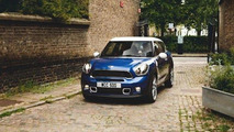 MINI Paceman revealed in leaked images