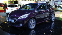 Peugeot 208 XY at 2012 Paris Motor Show