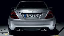 2008 Mercedes-Benz SLK 55 AMG Images Surface