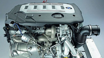 3.0 liter VTT inline six engine
