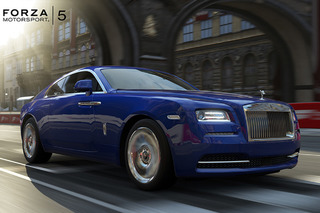 Forza 5 'Rolls' out Wraith and Q50 Eau Rouge Downloads [w/Video]