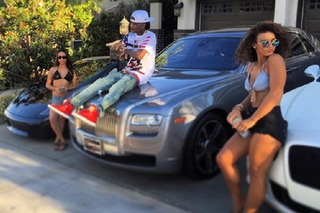 Is Soulja Boy Lying About Owning a Rolls-Royce and BMW i8?