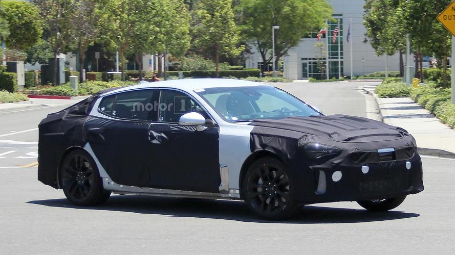 Rear-wheel-drive Kia Stinger coming 2017 with 362 hp?