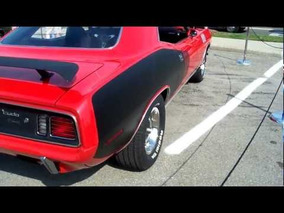 The Legendary Hemi 'Cuda