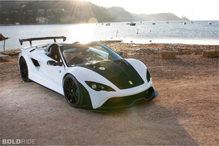 Tushek Renovatio T500 Gives Slovenia Some Street Cred