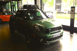 Intern-Built Mini Paceman Pickup Isn't For Sale, But Should Be