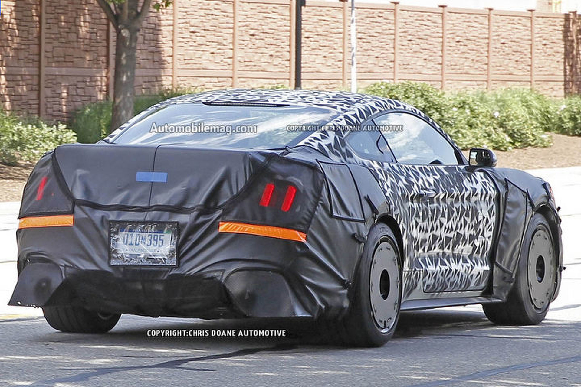 Ford Developing a Mustang SVT, But What's Under the Hood?