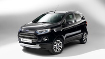 Updated Ford EcoSport goes up for order in Europe