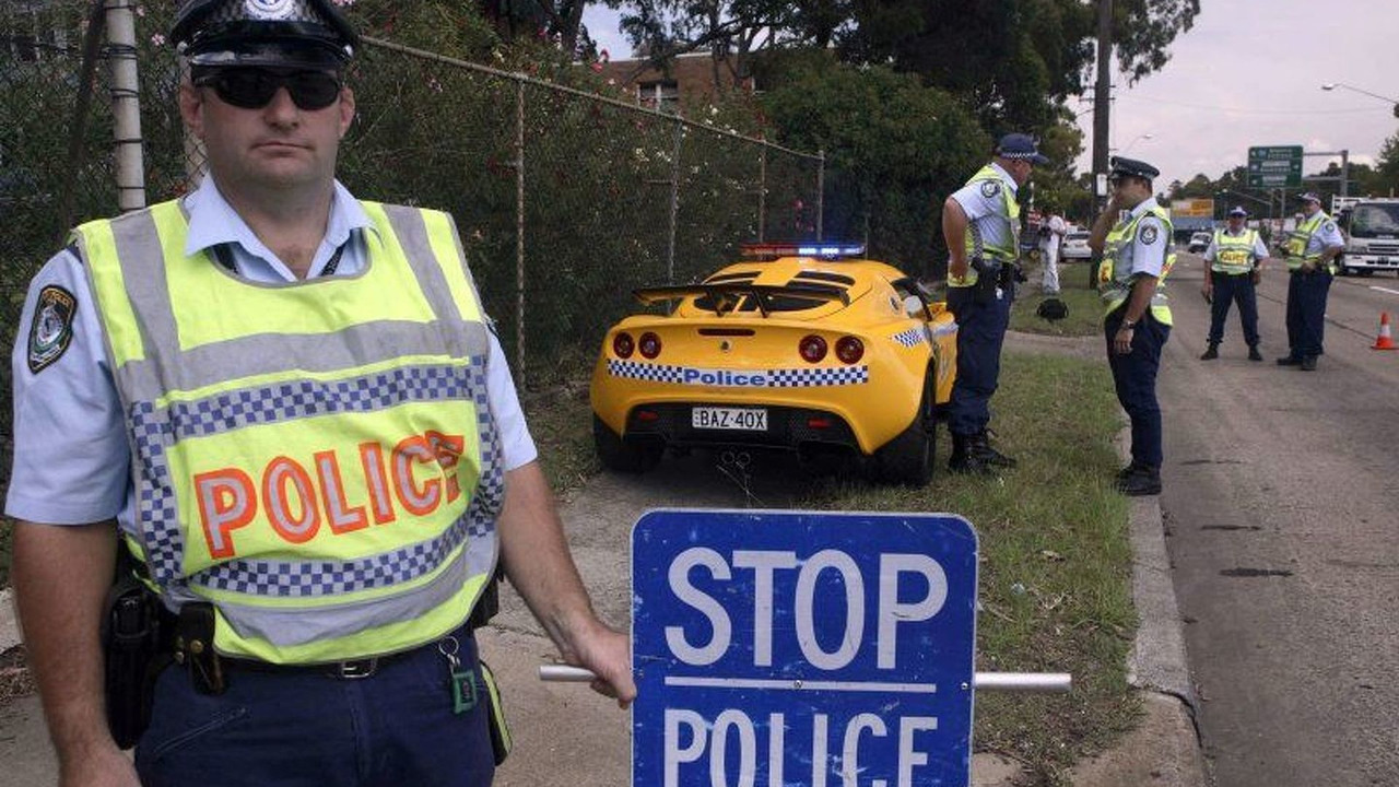 Lotus Exige Joins Policeforce (AU)