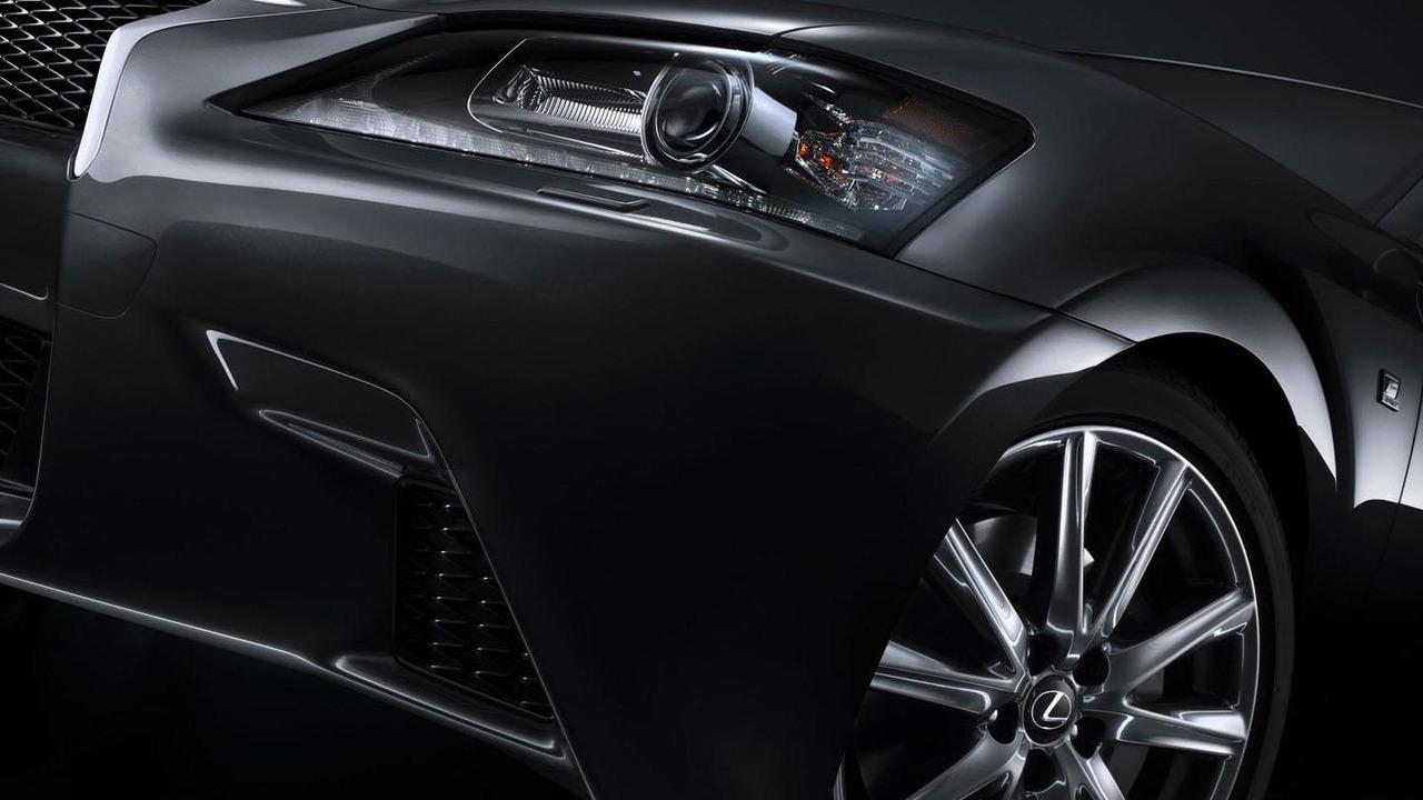 2013 Lexus GS F Sport - 24.8.2011