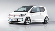 VW up! GTI speculative render