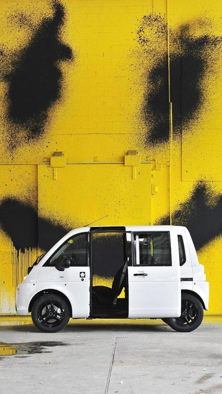 Mia Electric microbus 24.08.2011