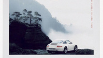 Three Porsche Sports Car Calendars for 2006