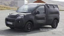 SPY PHOTOS: Next Generation Citroen Berlingo