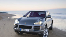 New Porsche Cayenne Facelift