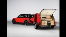 Mini Clubman Cowley Caravan