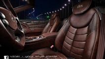 Mercedes-Benz SL custom interior by Vilner 28.03.2013
