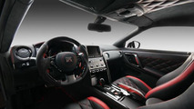 Vilner customizes 2012 Nissan GT-R interior