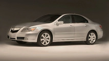 2009 Acura RL Revealed in Chicago