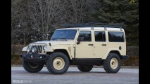 Jeep Wrangler Africa Concept