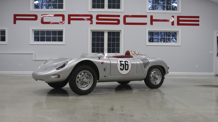 26 rare Porsches heading to auction with no reserve