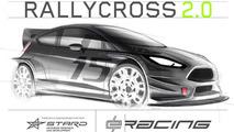 Un nouveau championnat de rallycross 100% électrique va voir le jour