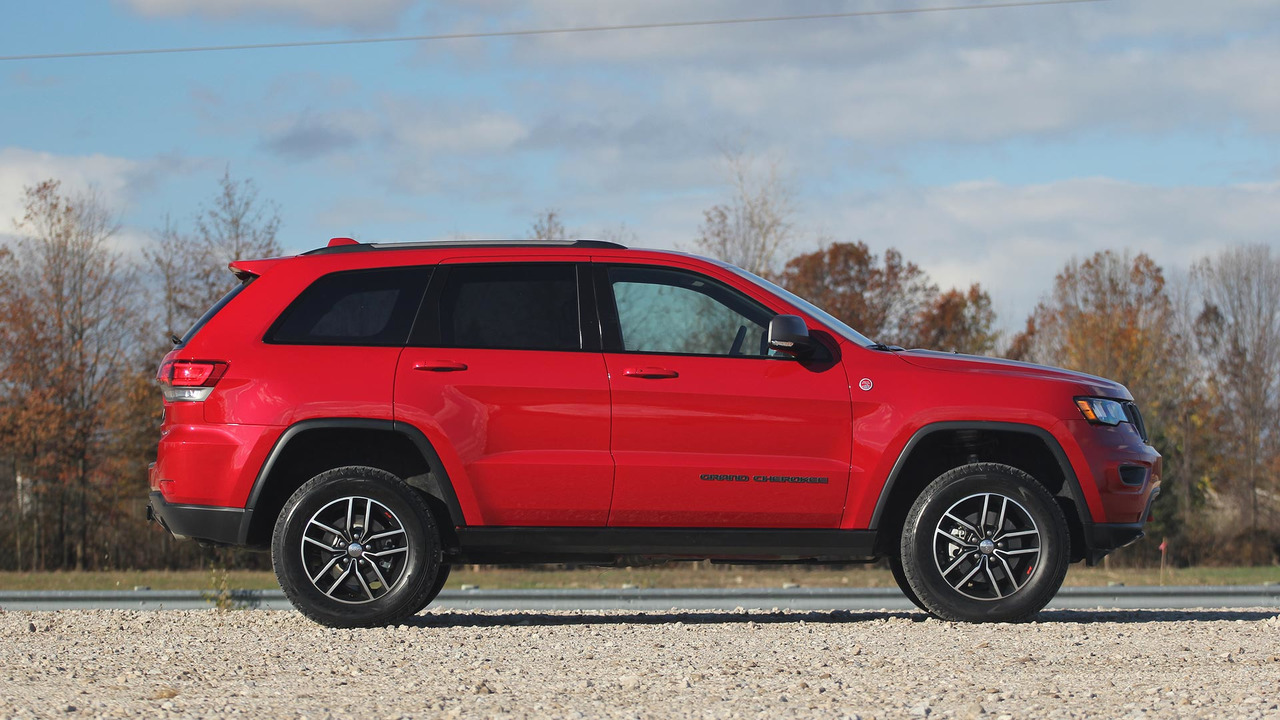 2017 jeep grand cherokee trailhawk review seriously capable. Cars Review. Best American Auto & Cars Review