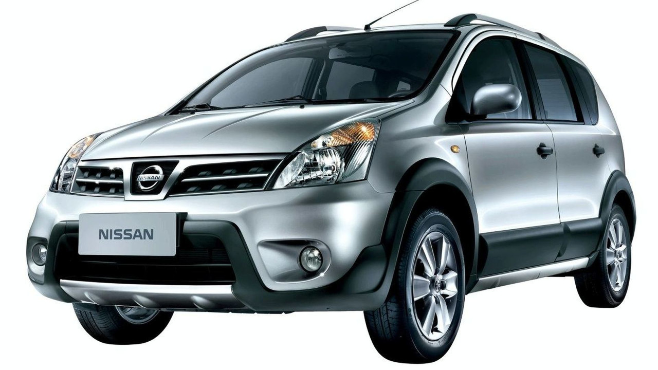 Nissan Livina C-Gear