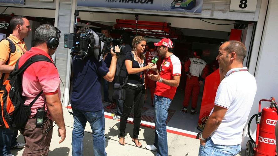 Gene ready to replace Ferrari's Badoer