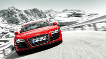 Audi Mystery Concept to Debut Alongside R8 V10 in Detroit