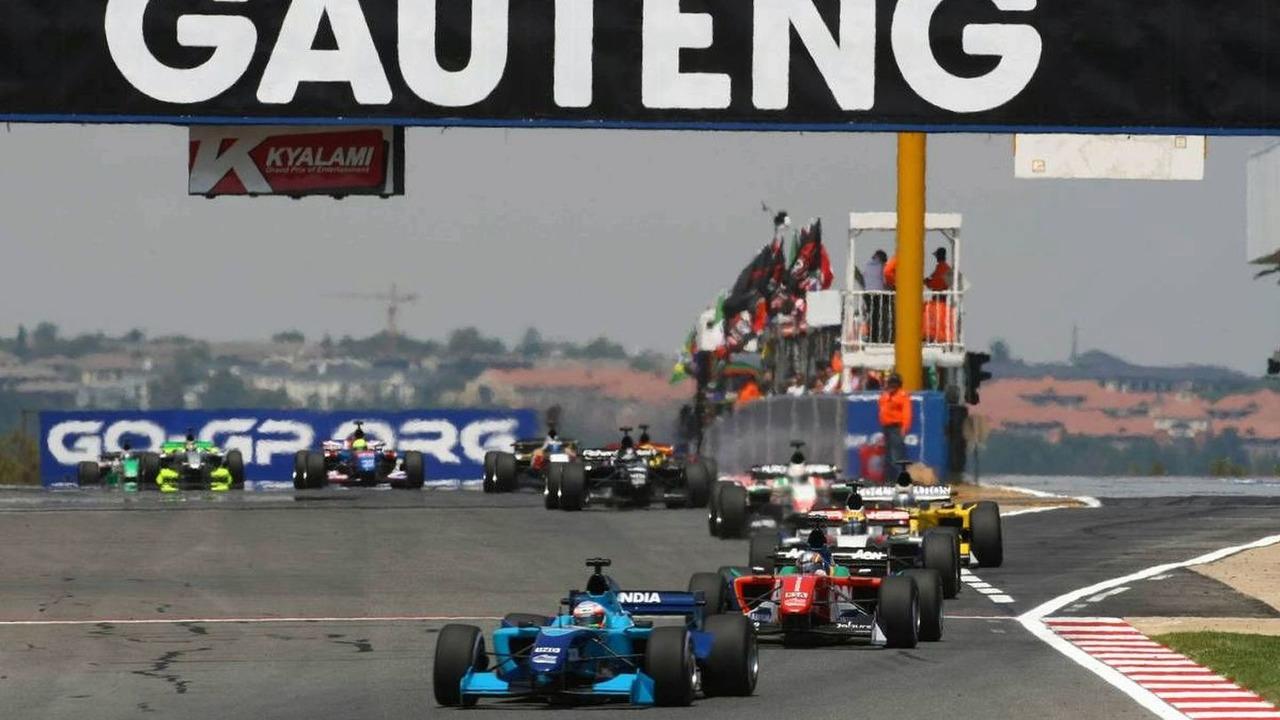 A1GP, Round 5, Gauteng, South Africa 22.02.2009