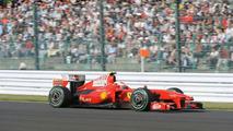 Kimi Raikkonen (FIN), Räikkönen, Scuderia Ferrari, F60, Japanese Grand Prix, Suzuka, Japan, 03.10.2009