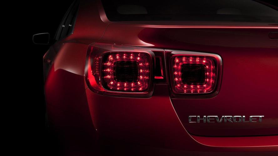 Chevrolet teases new Malibu ahead of premiere [video]