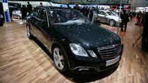 Mercedes-Benz E-Class sedan 2010 MY