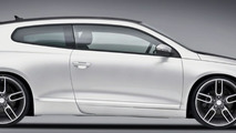 VW Scirocco by Caractere