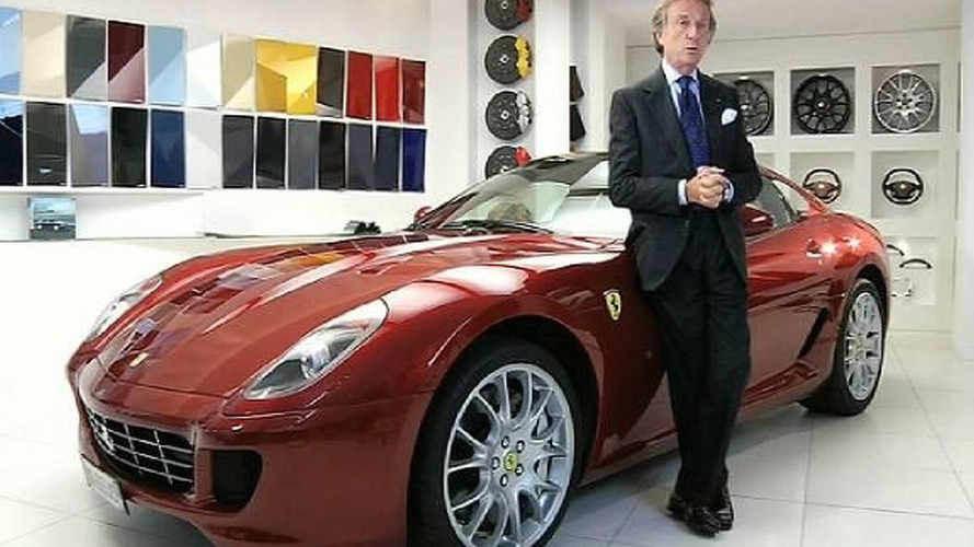 Luca di Montezemolo's Ferrari 599 GTB Fiorano up for Auction