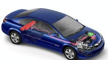 2007 Saturn Aura Introduced at LA Auto Show
