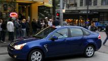 Ford Adjusts Focus Facelift