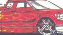 2013 Ford F-150 FX2 Sport Super Cab 5.0L Ti-VCT V8 - K-Daddyz Kustomz