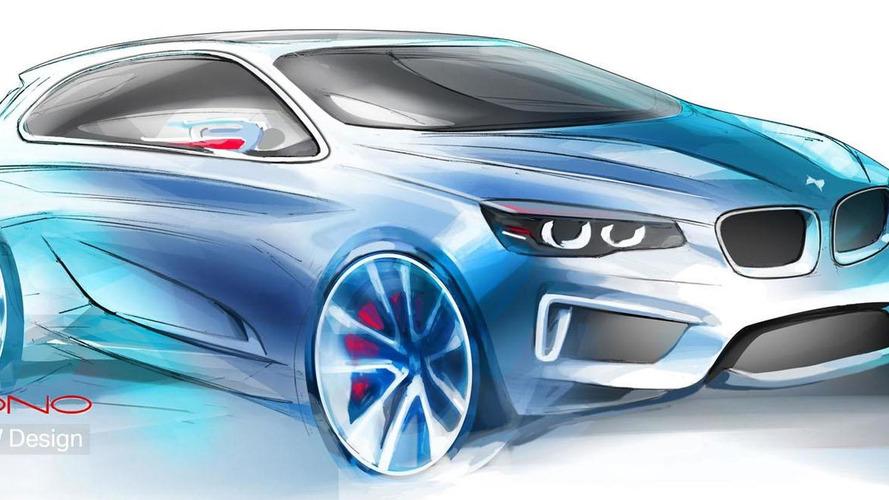 BMW Concept Active Tourer Outdoor announced