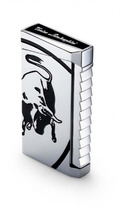 Lamborghini Bull logo set for South Korean cigarettes