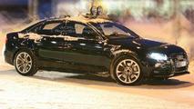 Audi S4 Prototype Spy Photo