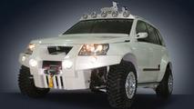 Suzuki Bandit Concept at AutoRAI