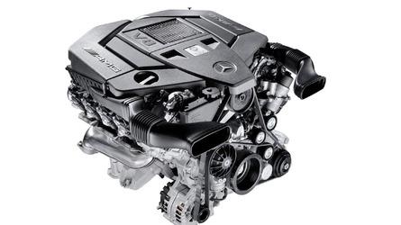 Mercedes highlights the 5.5-liter V8 in the SLK 55 AMG [video]
