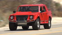 Jay Leno reminds us why the Lamborghini LM002 is ridiculously awesome [video]