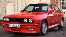BMW reminds us why M3 E30 is so cool [video]